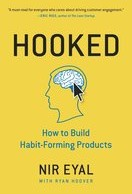 Hooked by Nir Eyal Business Book