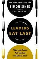 Leaders Eat Last by Simon Sinek Business Book