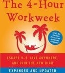 The 4-Hour Workweek by Tim Ferriss Business Book
