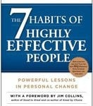 The 7 Habits of Highly Effective People by Stephen Covey Business Book