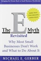 The E-Myth Revisited by Michael Gerber Business Book