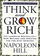 Think and Grow Rich by Napoleon Hill Business Book