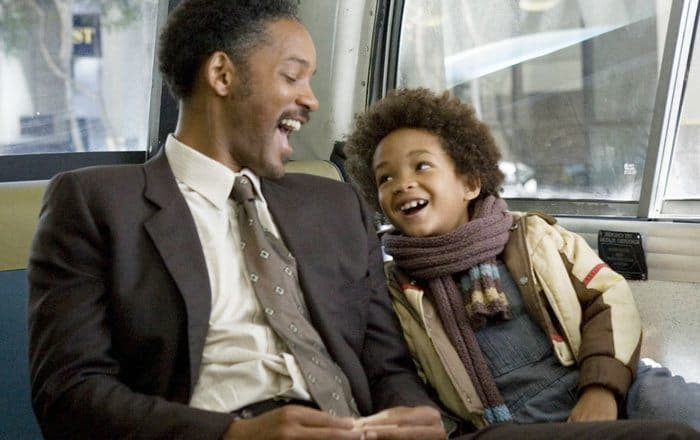 Movies With Life Lessons - The Pursuit of Happyness