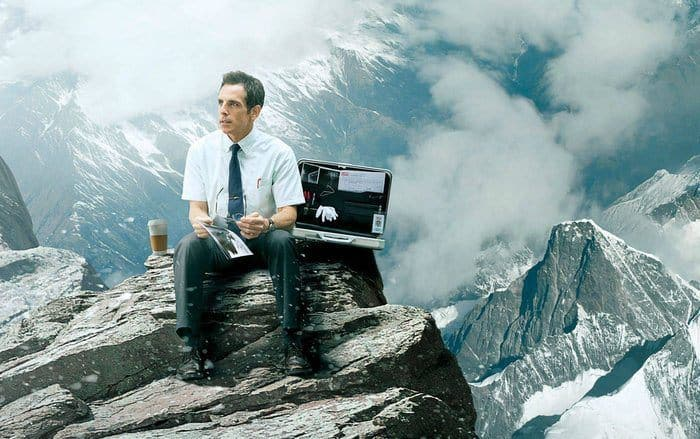 Movies With Life Lessons - The Secret Life of Walter Mitty