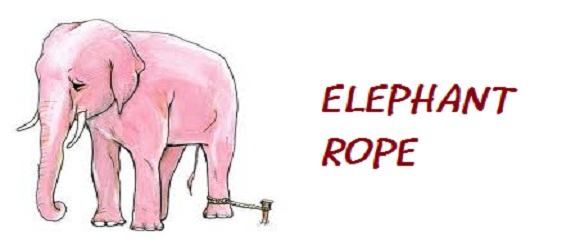 The Elephant Rope (Inspirational Short Stories)