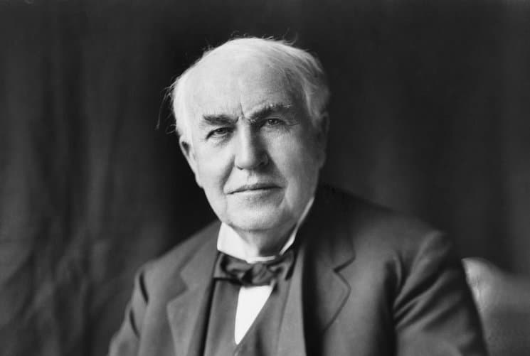 33 Famous Thomas Edison Quotes to Eliminate Your Doubts