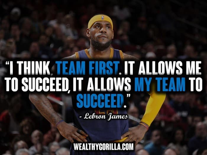 Lebron James Quotes - Picture 1