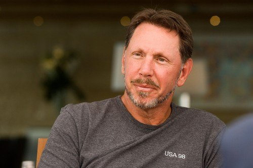 Larry Ellison - Entrepreneurs Who Didn't Graduate College