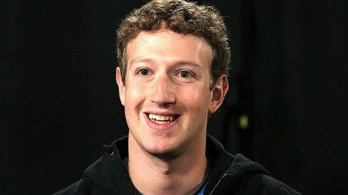 Mark Zuckerberg - Entrepreneurs Who Didn't Graduate College
