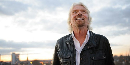 Richard Branson - Entrepreneurs Who Didn't Graduate College