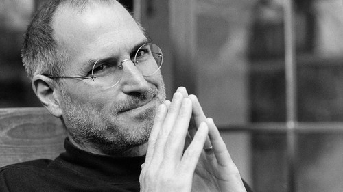 Steve Jobs - Entrepreneurs Who Didn't Graduate College