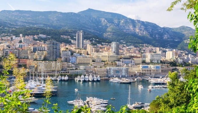 Top 10 Most Expensive Cities in the World to Live in - Monaco