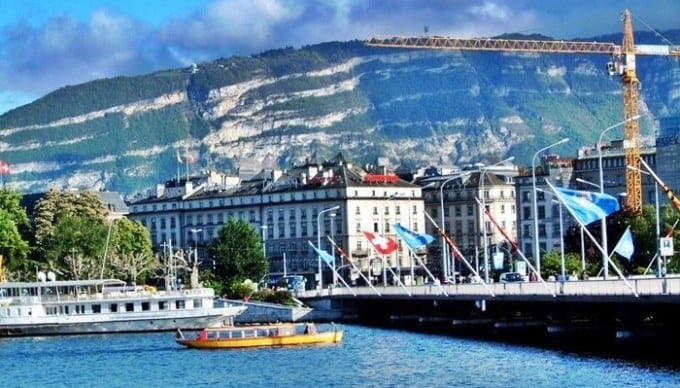 Top 10 Most Expensive Cities in the World to Live in - Geneva