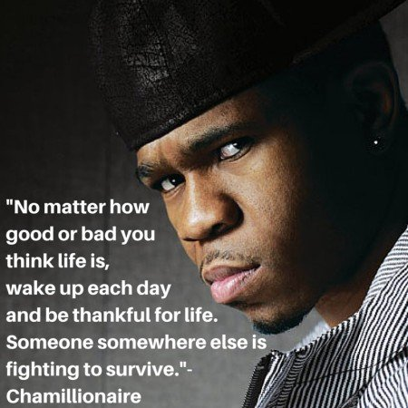 Inspirational Chamillionaire Quote 1