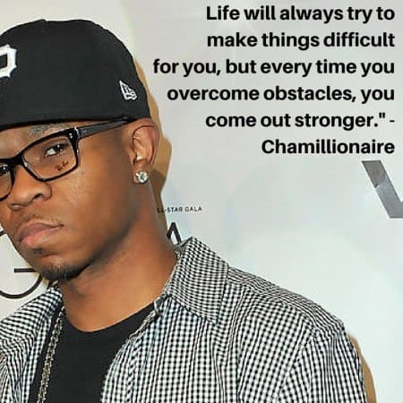 Inspirational Chamillionaire Quote 4