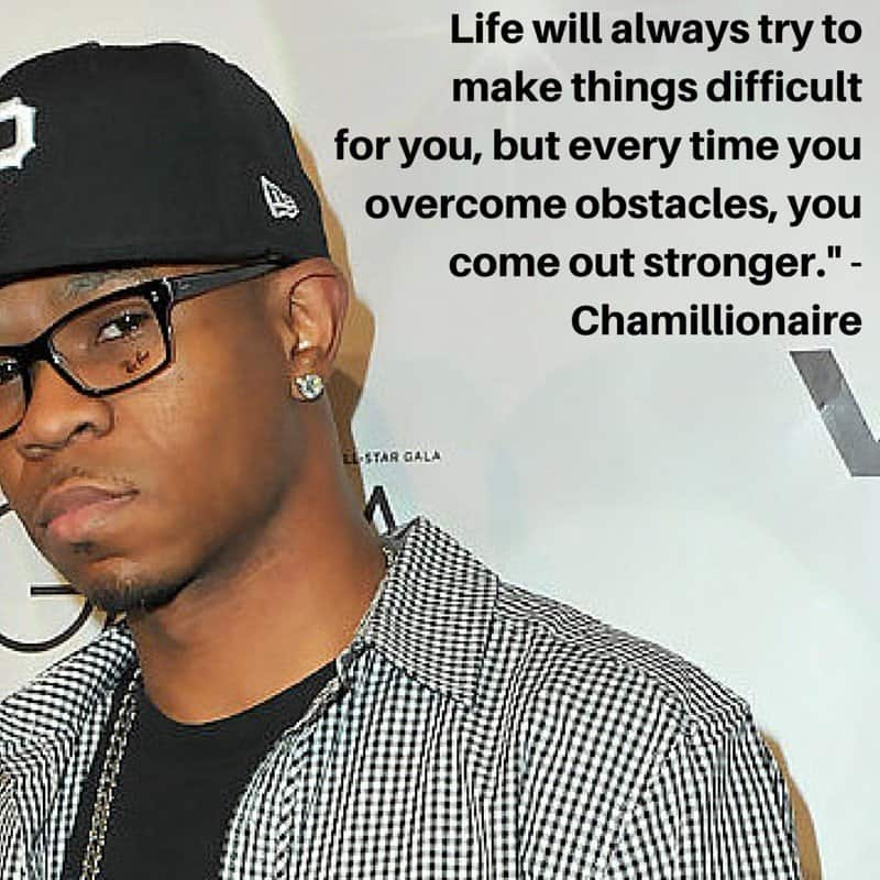 6 Inspirational Chamillionaire Quotes To Improve Your Drive