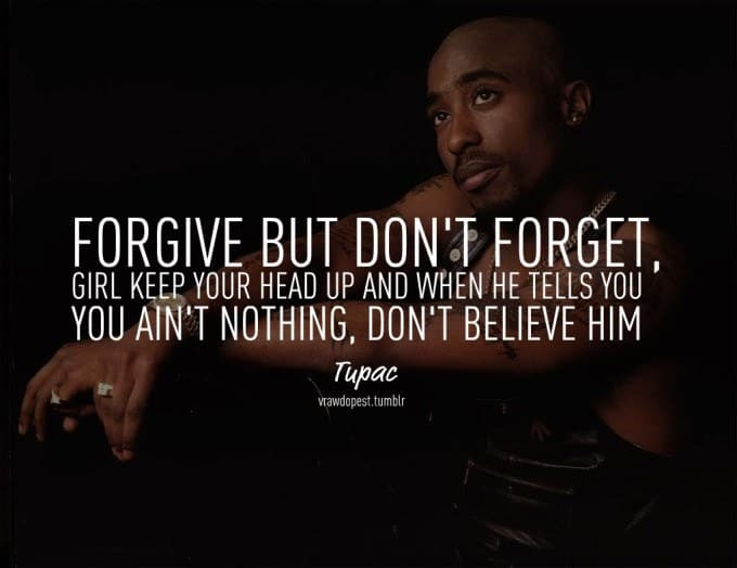 Tupac Shakur (2Pac) Picture Quote