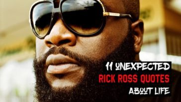 11 Unexpected Rick Ross Quotes About Life