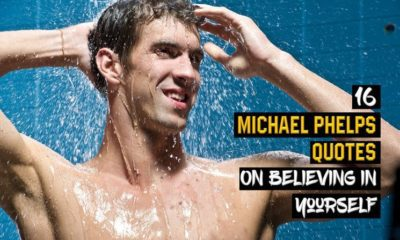 16 Michael Phelps Quotes on Believing In Yourself