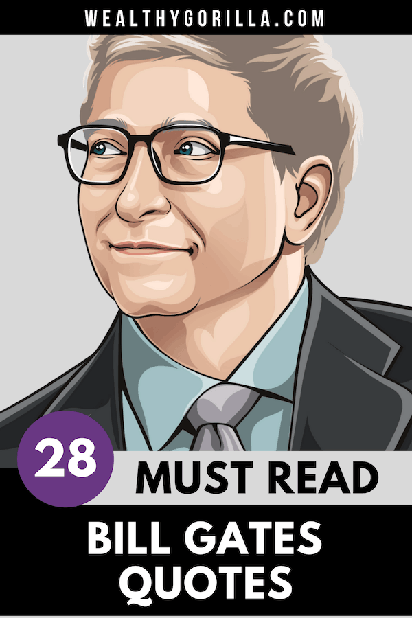 28 Bill Gates Quotes Pin 2