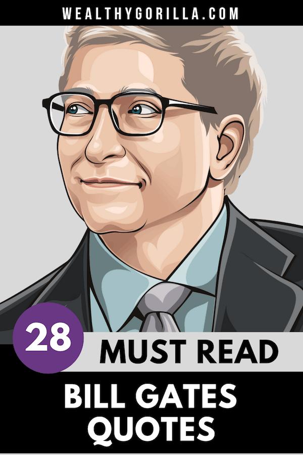 28 Bill Gates Quotes Pin 2
