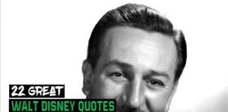 22 Great Walt Disney Quotes for Inspiration