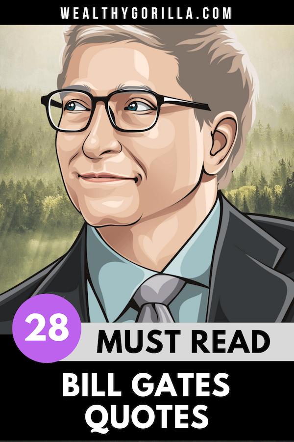 28 Bill Gates Quotes Pin 3