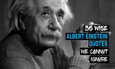 35 Wise Albert Einstein Quotes We Cannot Ignore