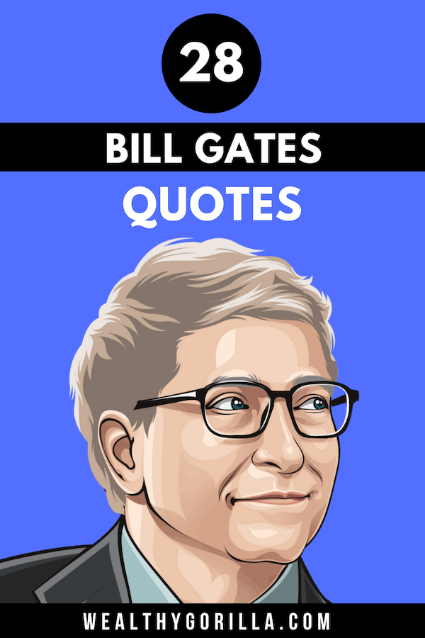 28 Bill Gates Quotes Pin 5
