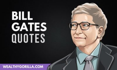 28 Powerful Bill Gates Quotes On Becoming Wealthy