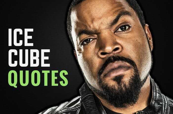 22 Inspirational Ice Cube Quotes For A Good Day Wealthy