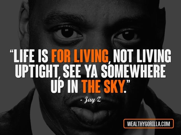 jay z quotes about life