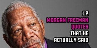 12 Morgan Freeman Quotes That He Actually Said