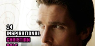 14 Inspirational Christian Bale Quotes