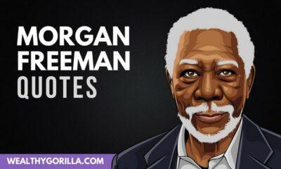 23 Morgan Freeman Quotes That He Actually Said