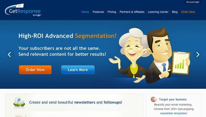 GetResponse Review - Top 10 Email Marketing Tools