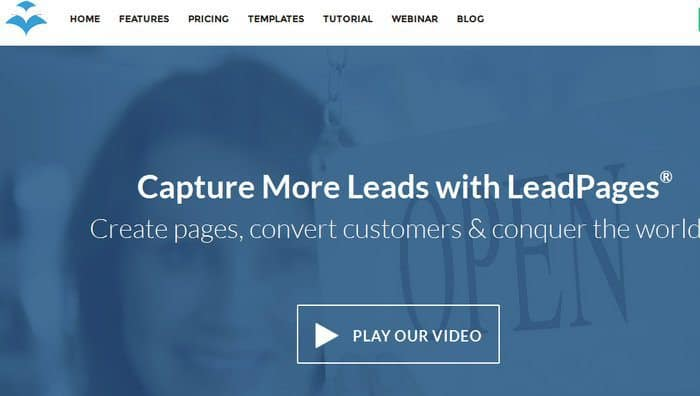 LeadPages Review - Top 10 Email Marketing Platforms