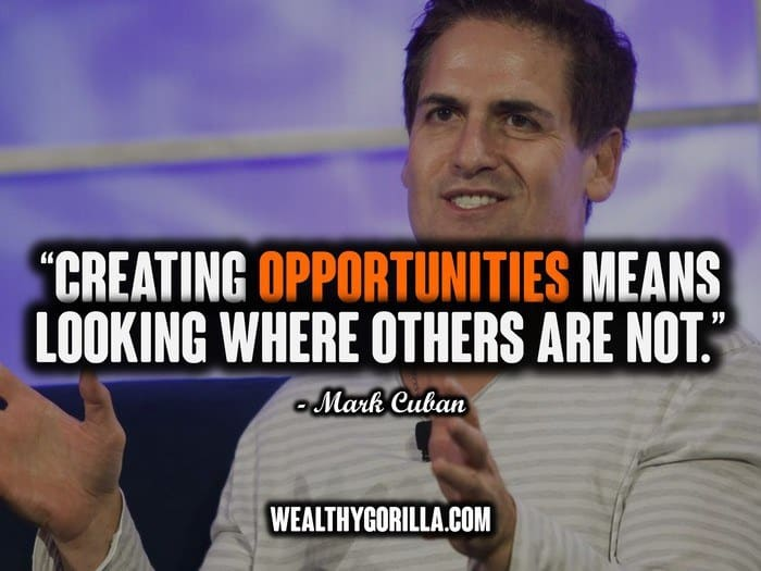 Mark Cuban Quotes - Picture 1