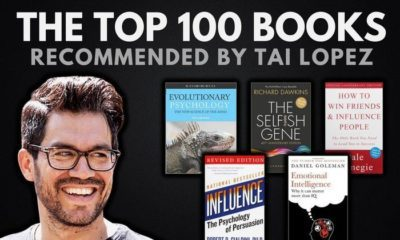 Tai Lopez's Top 100 Book Recommendations