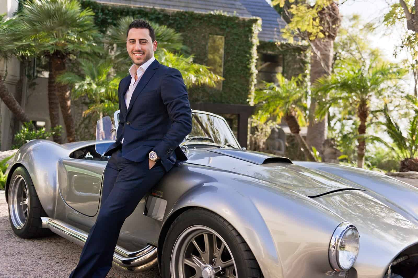 Surprising Past Jobs - Josh Altman