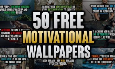 50 Free Motivational Wallpapers to Download