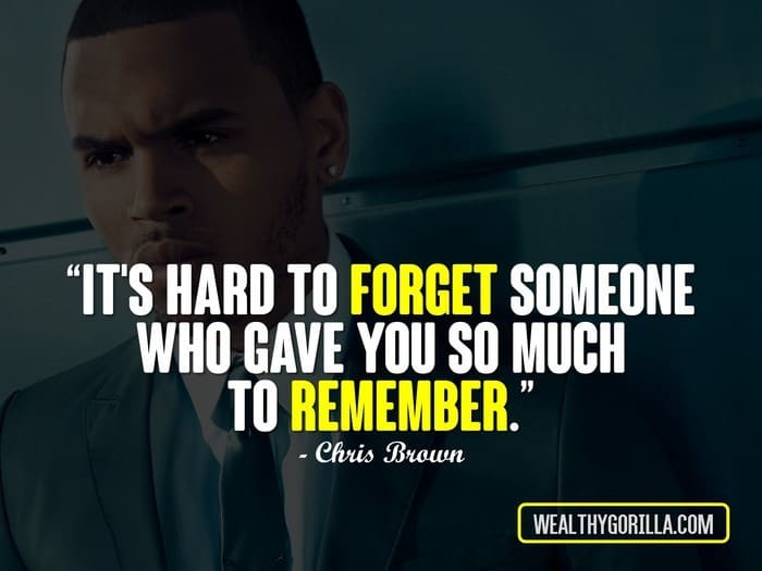 Inspirational Chris Brown Quotes (1)