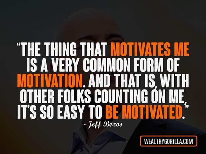 Jeff Bezos Business Quotes 1
