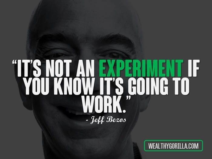 Jeff Bezos Business Quotes 2