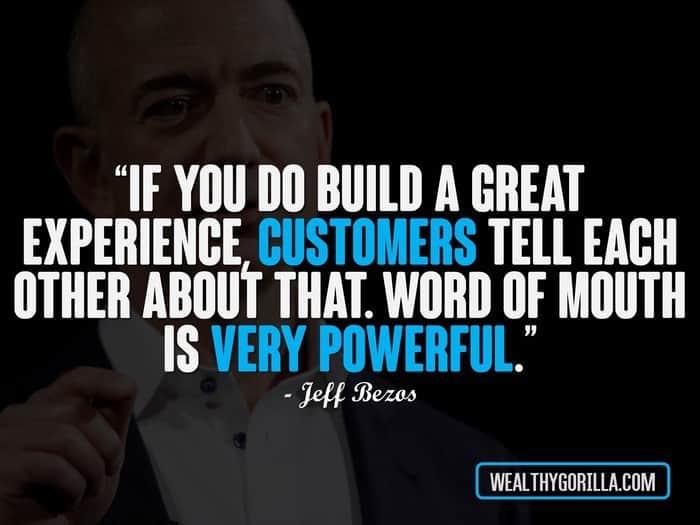 Jeff Bezos Business Quotes 3