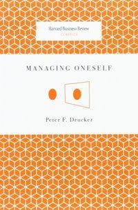 Managing Oneself - Best Personal Development Books