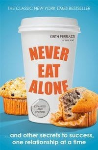Never Eat Alone - Best Personal Development Books