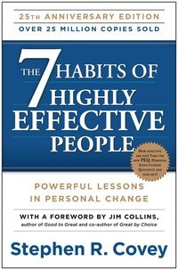 The 7 Habits of Highly Effective People - Best Personal Development Books