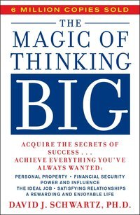 The Magic of Thinking Big - Best Personal Development Books