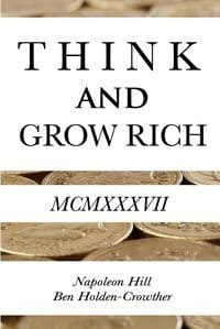 Think and Grow Rich - Best Personal Development Books